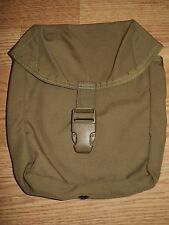 100-USMC ISSUE COYOTE IFAK A1 POUCH W/ NSN 6545-01-539-2732 CIF FIRST AID POUCH