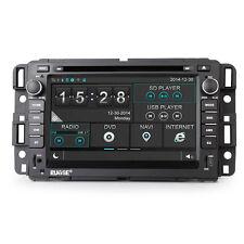 Autoradio DVD GPS Satnav Stereo For Chevrolet Tahoe Impala Silverado GMC Acadia