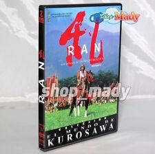 Ran Pelicula de Akira Kurosawa (Japanese Language, Subtit Spanish) Region 1 & 4