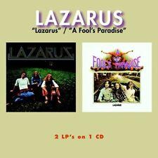 Lazarus - Lazarus / A Fool's Paradise [New CD] Reissue