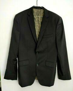 Ted Baker Endurance Black Suit Jacket - Size 38R