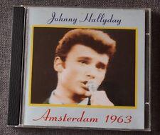 Johnny Hallyday, Amsterdam 1963, rare CD
