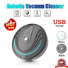 Automatic Rechargeable Smart Robot Vacuum Floor Cleaner Sweeping Suction Robotic