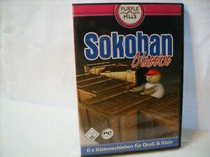 Sokoban Classics (PC, 2005, DVD-Box)