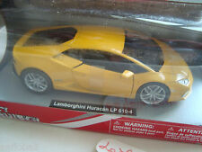 miniature Lamborghini Huracan LP 610-4   1/24, new ray neuve en boite