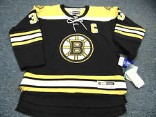 REEBOK NHL BOSTON BRUINS ZDENO CHARA PREMIER JERSEY SIZE YOUTH L/XL