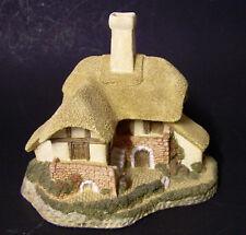 David Winter Cottages The Black Bess Inn #3 Spring 1988 Figurine Sculpture EXC++