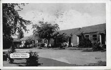 All States Village Columbia Missouri MO NICE postcard postally used in 1949