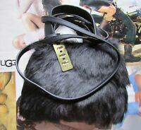 UGG Bag Vilet Toscana Satchel Crossbody Black NEW $275