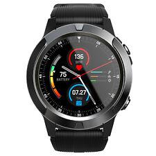 "LOKMAT 1.3"" Smart Watch BT3.0+4.0 Waterproof Remote Camera Smartwatch GPS M6H9"