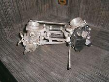 SUZUKI SV650 SV 650 2011 throttle CORPI E INIETTORI COMPLETO