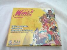 """""""WINX CLUB"""" CD musica colonna sonora cartoon nuovo sigillato"""