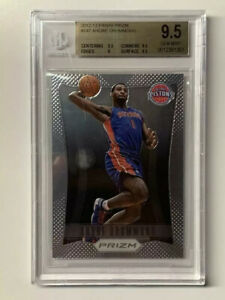 Andre Drummond 2012 Panini Prizm Basketball RC #247 Cavs BGS 9.5 Gem *Read*