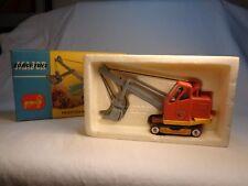 "Vintage 1960's Corgi Toys #1128 Priestman ""Cub"" Shovel with Box"