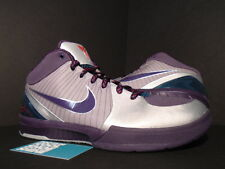 2008 Nike Zoom KOBE IV 4 CHAOS JOKER SILVER ABYSS PURPLE NIGHTSHADE RED BLACK 11