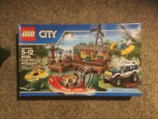 New In Box Lego City 60068.  Crook's Hideout.  Shows Slight Wear.