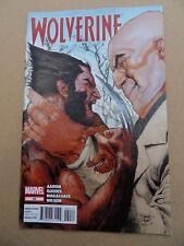 Wolverine (vol 4)  20 . Final Issue . Kingpin & Sabretooth App . Marvel 2012. VF