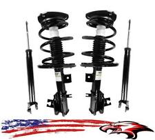 Front Complete Spring Struts and Rear Shocks for Nissan Maxima 3.5L 2009-2014