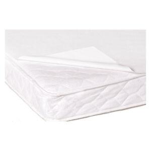 Bettschutzeinlage aus Folie Frottee Bett Unterlage wasserdicht Sunnybaby