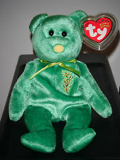 Ty Beanie Baby ~ WATTLIE the Bear ~ Australia Exclusive ~ MINT with MINT TAGS
