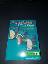 AquaClear 40-70 filter inserts, Foam, carbon and biomax