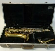 Buescher Aristocrat saxophone, USA, Complete, Good Condition