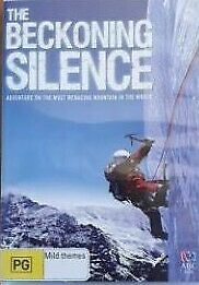 The Beckoning Silence DVD-  Mountain Climbing Survival - Extreme Sports