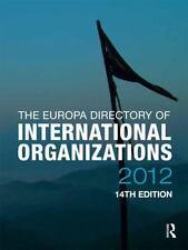 The Europa Directory of International Organizations 2012