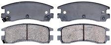 Disc Brake Pad Set-Service Grade Ceramic Disc Brake Pad Rear Raybestos SGD698C