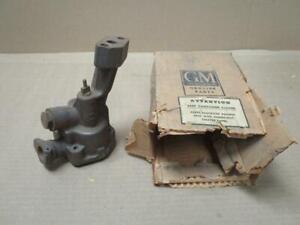 61 62 63 Pontiac Tempest Trophy 4 Cyl. NOS OIL PUMP! RARE!!  GM 538309