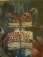 Cardfight vanguard Vilest Deletor RR And Up Link Joker Individual Cards