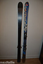 SKI PARABOLIQUE DYNASTAR 4800 LEGEND  TAILLE 184 CM + FIXATION LOOK NOVA 10 BE