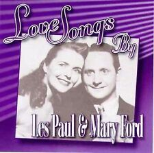 New: Ford, Paul: Love Songs By Les Paul & Mary Ford  Audio Cassette