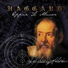 """HAGGARD """"EPPUR SI MUOVE"""" CD NEW!"""