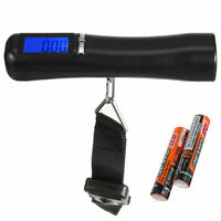 40kg/10g Portable Electronic Digital LCD Hook Hanging Travel Luggage Scale 88lbs