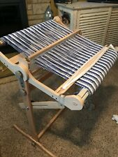 """Ashford 20"""" """"Knitters Weaving Loom"""" with Stand & more. Low Us Shipping"""