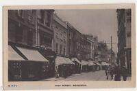 Worcester, High Street, Kingsway RP Postcard, B470