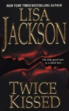 Twice Kissed (Zebra Romantic Suspense) by Jackson, Lisa