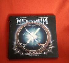 METALIUM - Millennium Metal - Chapter One - Digipak