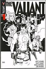 The VALIANT 1:100 Rivera B&W variant!!! NM+!!! VEI / VALIANT -- Very HOT book!!!