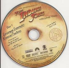 The Adventures of Young Indiana Jones (DVD) Volume 2 Disc 7 Replacement Disc!
