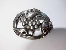 Art Deco Silber Brosche Brooch Pin Sterling Coro
