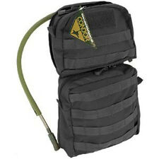 CONDOR MOLLE 2.5L Water Hydration Carrier II w/ Bladder hcb2-002 BLACK