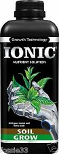 Ionic Soil Grow 1 litre Gives You Excellent Results !