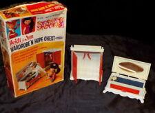 Conjunto e acessórios para bonecas