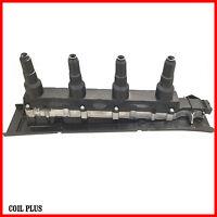 Brand New SAAB 9-3 9-5 2.0L 2.3L Turbo Ignition Coil Cassette Black Top