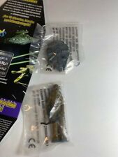 Star Wars Spain Chewbacca and Falcon Toy Minatures And Packaging Lot