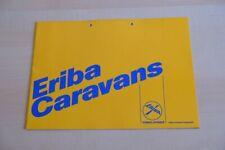 207647) Eriba Caravan - Modellprogramm - Prospekt 1983