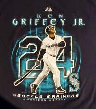T Shirt Ken Griffey jr. Seattle Mariners  Med.