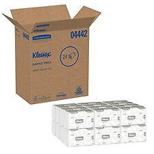 Kimberly Clark Kleene 0444 Ply Slimfold Paper Towel 24 Packs of 90 New
